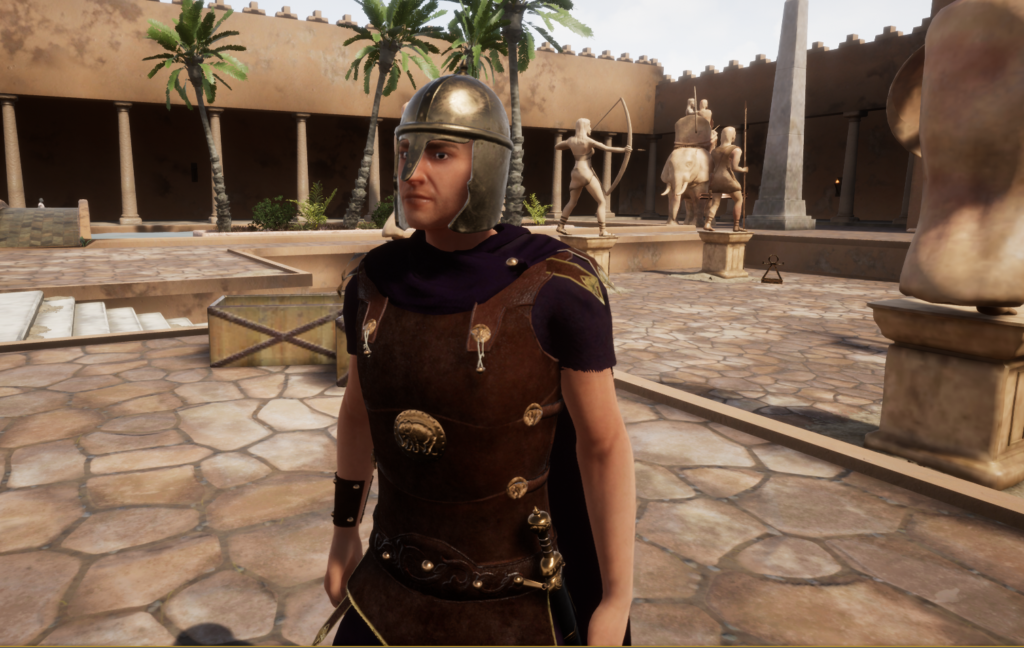 Carthage Soldier