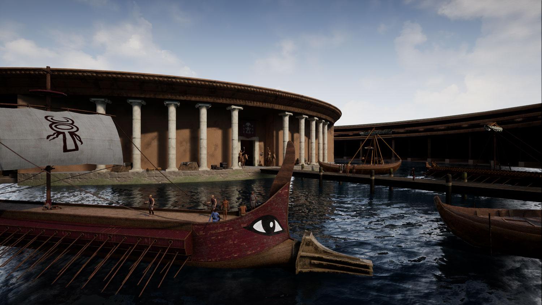 DCX Carthage VR